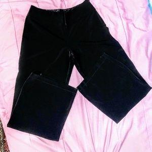 White House Black Market dress black pants
